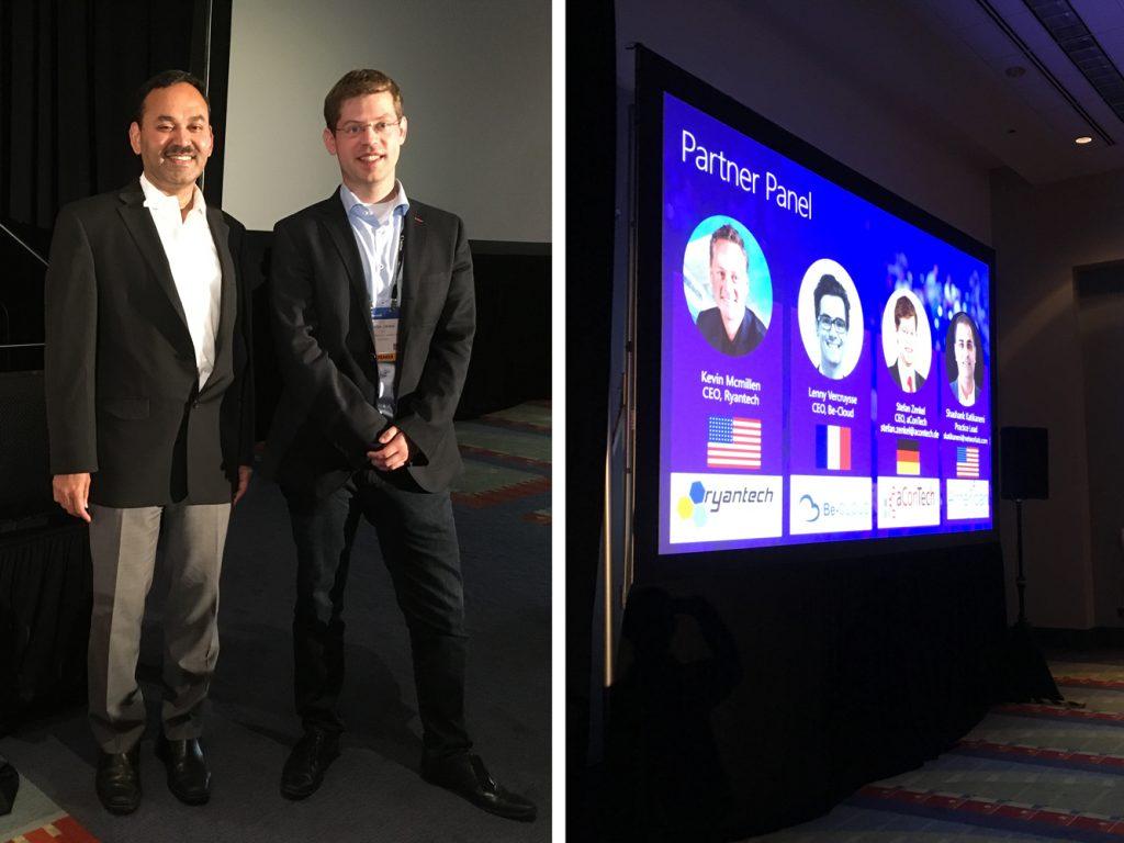 aConTech Auftritt auf der Microsoft Inspire