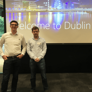 aConTech bei Microsoft in Dublin – Digital Sales Connect