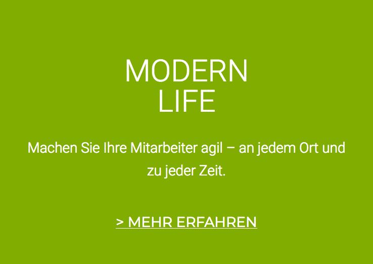 Modern Life – Collaboration