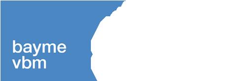 Mitglied bei bayme vbm – Bayerische M+E Arbeitgeber