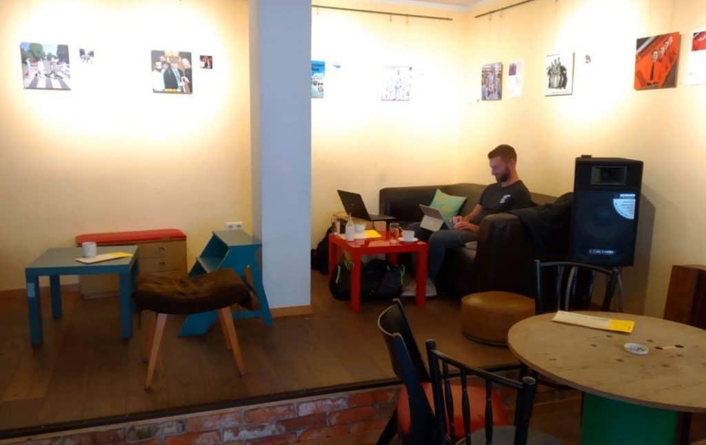 aConTech Home Office im Kater Murr Nürnberg