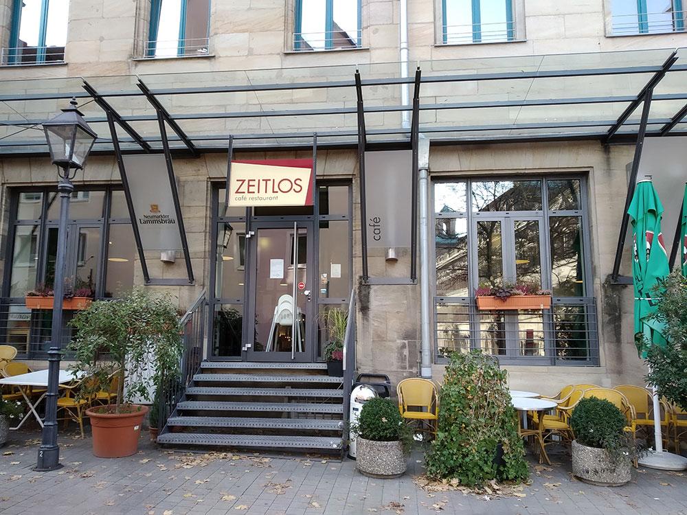 Modern Workplace: Restaurant Zeitlos