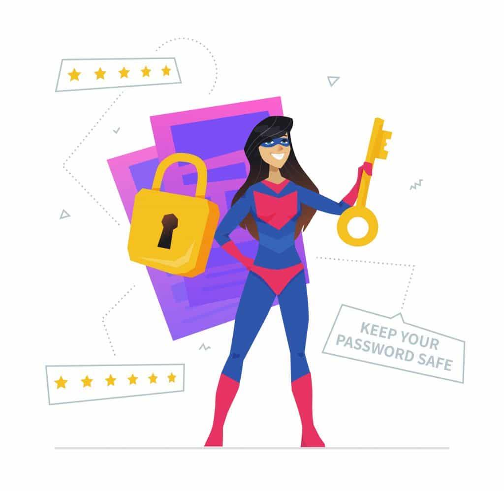 aConTech und CertVision geben Ihnen Tipps, wie Sie ihren Passwortschutz verbessern